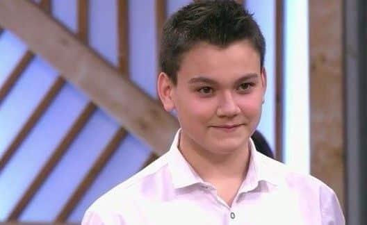 Сын Ирины Круг – Александр фото