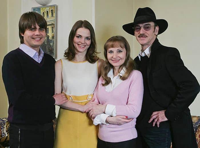 Жена Сергея Боярского – Екатерина Боярская фото