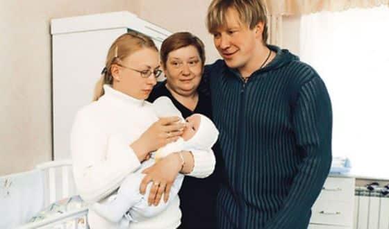 Бывшая жена Алексея Кравченко – Алиса Кравченко фото