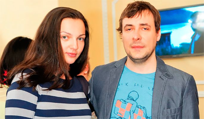Бывшая жена Евгения Цыганова – Ирина Леонова фото