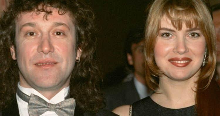 Бывшие жены Владимира Кузьмина – Келли Керзон и Вера Сотникова фото