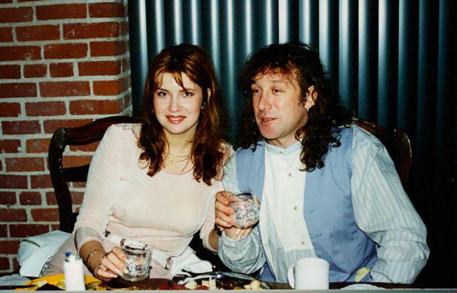 Бывший гражданский муж Веры Сотниковой (актриса) – Владимир Кузьмин фото