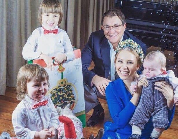 Дети Дмитрия Диброва фото