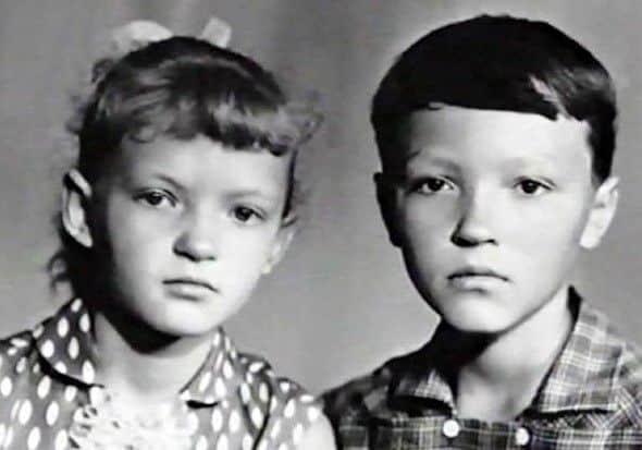 Дети Леонида Быкова фото
