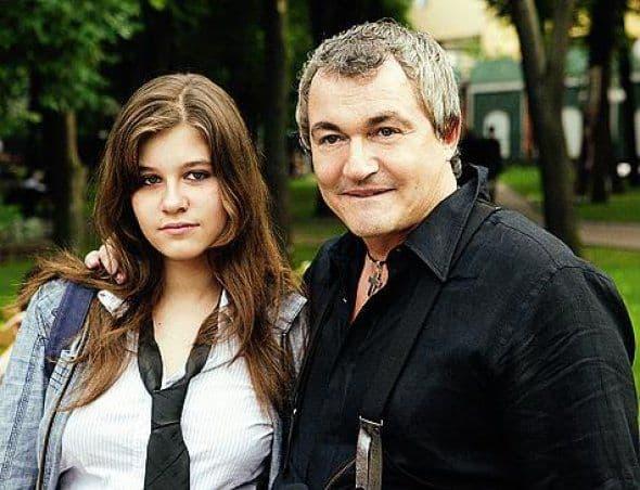 Дочь Дмитрия Диброва – Лада фото
