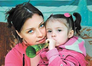 Дочь Светланы Антоновой – Мария Долинина