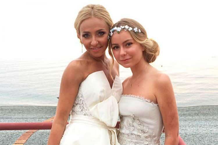Дочь Татьяны Навки – Александра Жулина фото