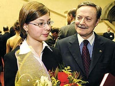 Дочь Юрия Соломина – Дарья Соломина фото