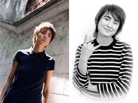 Фото Земфиры до и после пластики