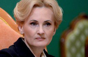 Ирина Яровая биография, личная жизнь, семья, муж, дети — фото