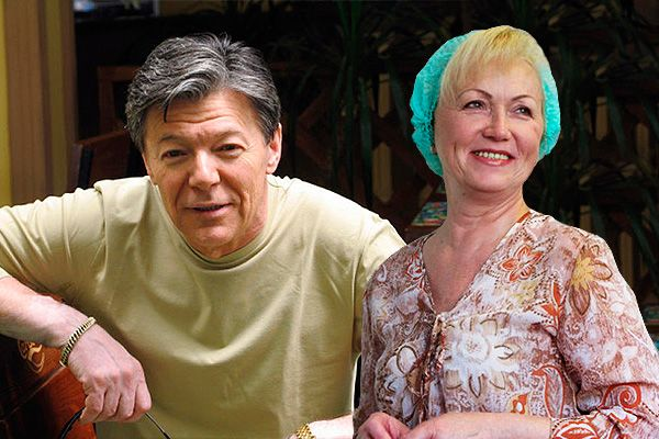 Муж Людмилы Савельевой – Александр Збруев фото