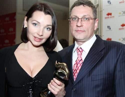 Муж Натальи Антоновой – Николай Семенов фото
