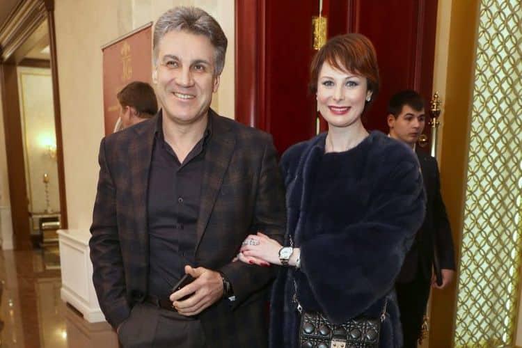 Муж Ольги Погодиной – Алексей Пиманов фото