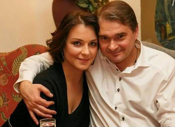 Муж Светланы Антоновой – Александр Жигалкин фото