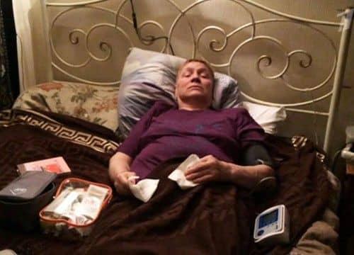 Нина Русланова состояние здоровья фото
