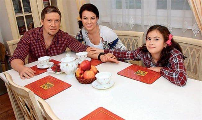 Приемная дочь Алексея Кравченко – Ксения Миронова фото
