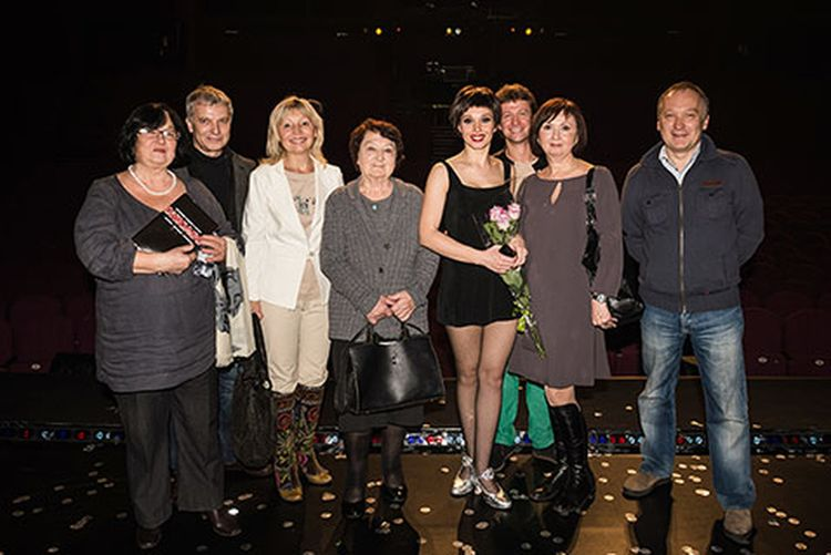 Семья Александры Урсуляк фото