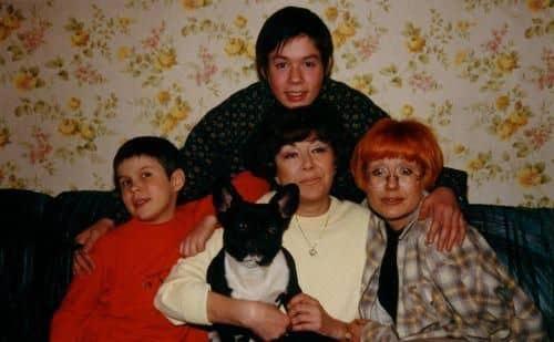 Семья Эдиты Пьехи фото