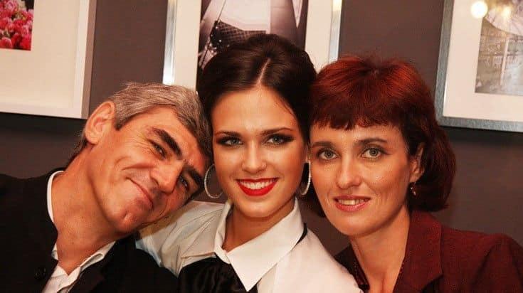 Семья Ирины Антоненко фото