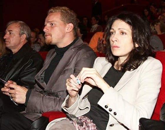 Семья Ксении Раппопорт фото
