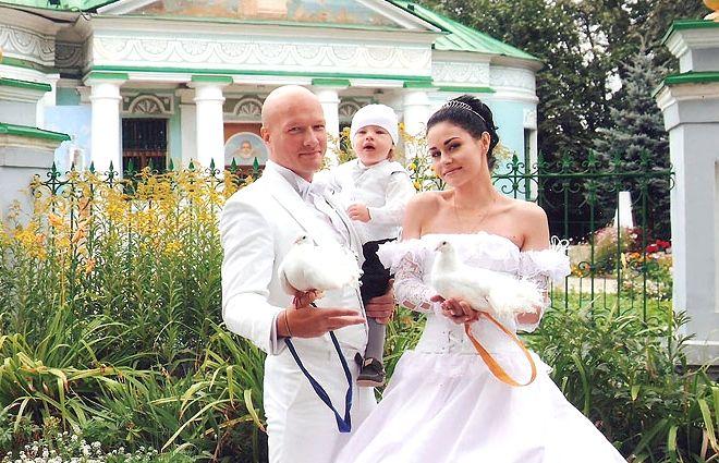 Семья Никиты Панфилова фото