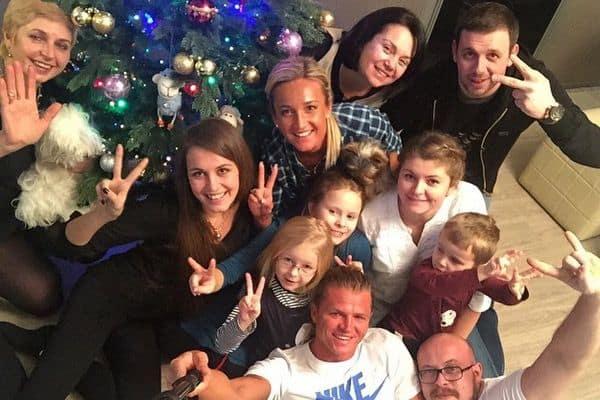 Семья Ольги Бузовой фото