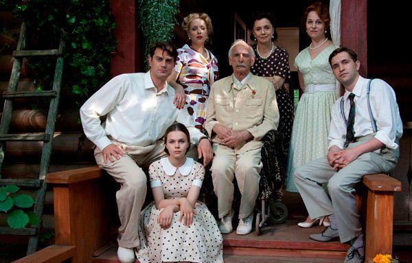 Семья Василия Ланового фото