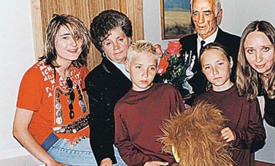 Семья Земфиры фото