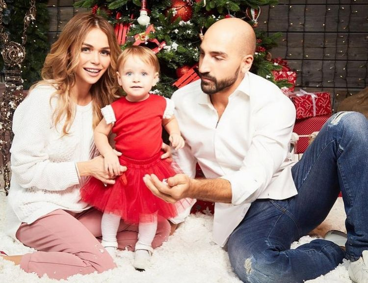 Семья и дети Анны Хилькевич фото