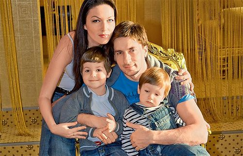 Семья и личная жизнь Григория Антипенко фото