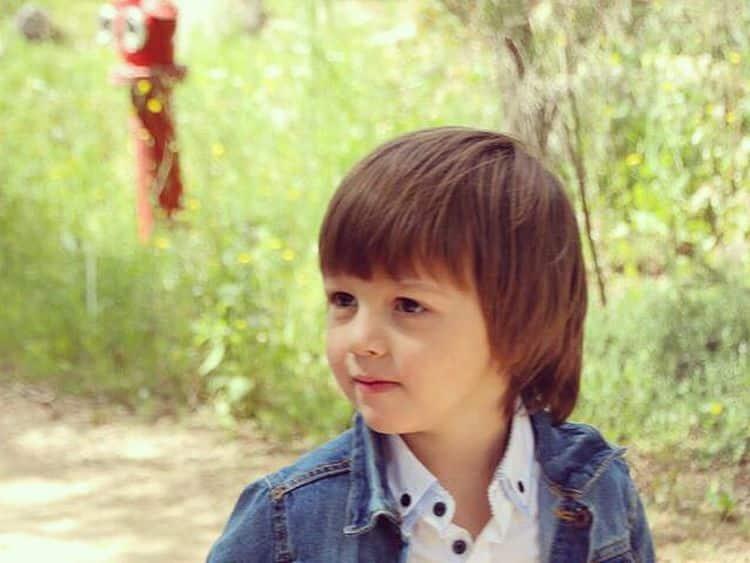 Сын Дмитрия Диброва – Александр фото