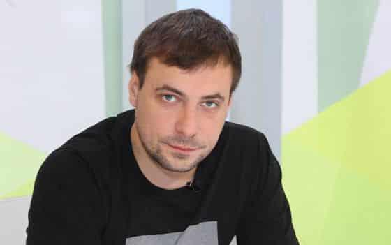 Сын Евгения Цыганова – Андрей Цыганов фото
