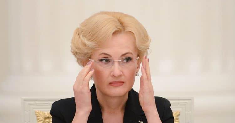 Сын Ирины Яровой - Сергей Яровой фото