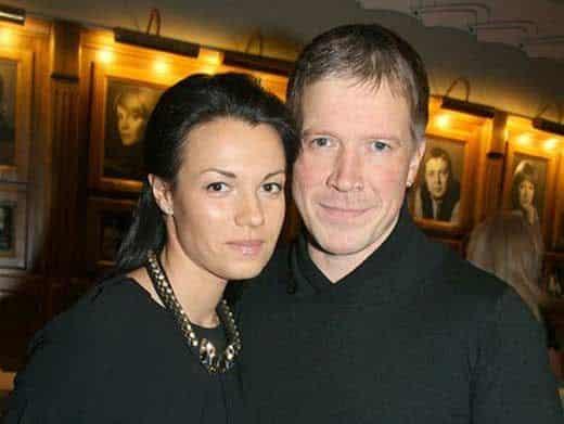 Жена Алексея Кравченко – Надежда Борисова фото