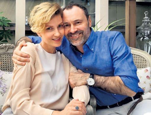 Жена Дмитрия Ульянова – Юлия фото