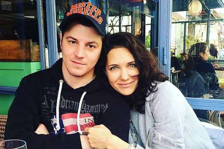 Жена Гела Месхи – Екатерина Климова фото