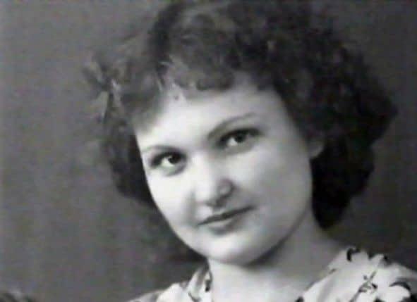 Жена Леонида Быкова – Тамара Быкова фото