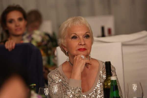 Бывшая жена Александра Михайлова – Вера Мусатова фото