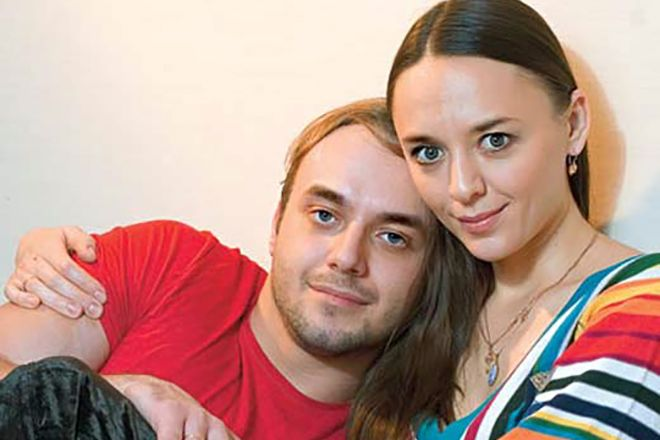 Бывшая жена Максима Щеголева – Алла Казакова фото