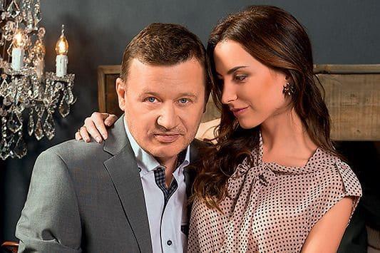 Бывшая жена Олега Фомина – Мария Балым фото