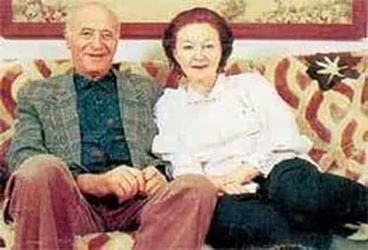 Бывшая жена Владимира Этуша – Нина Этуш-Крайнова фото