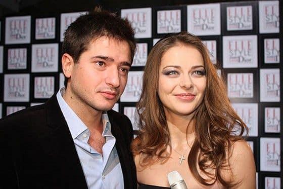 Бывший муж Марины Александровой (актриса) – Иван Стебунов фото