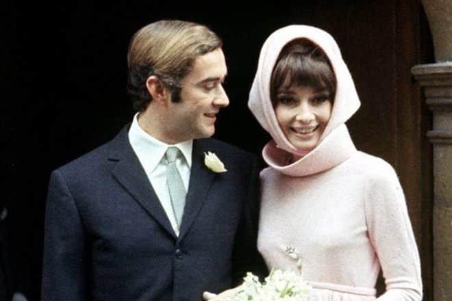 Бывший муж Одри Хепберн – Андреа Дотти фото