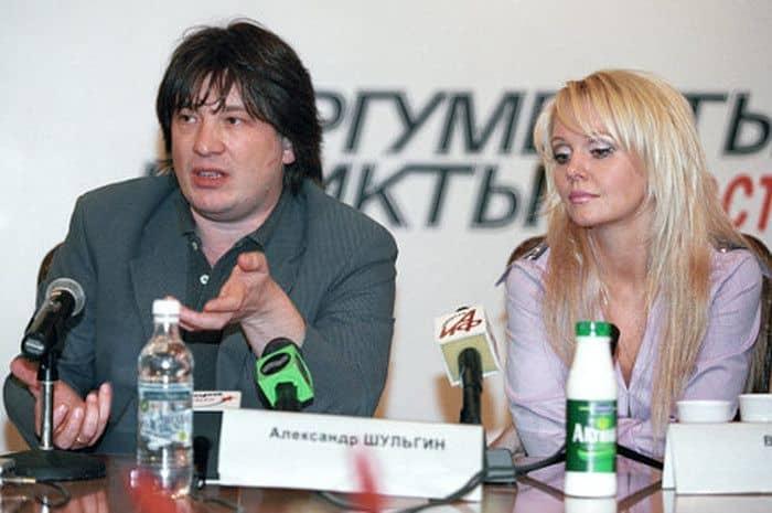 Бывший муж Валерии (певица) – Александр Шульгин фото