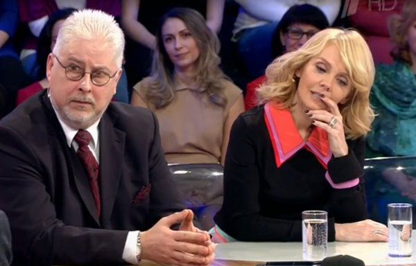 Бывший муж Валерии (певица) – Леонид Ярошевский фото