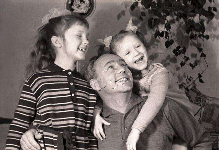 Дети Аллы Ларионовой фото