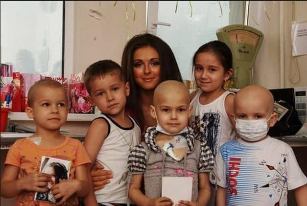 Дети Нюши Шурочкиной фото