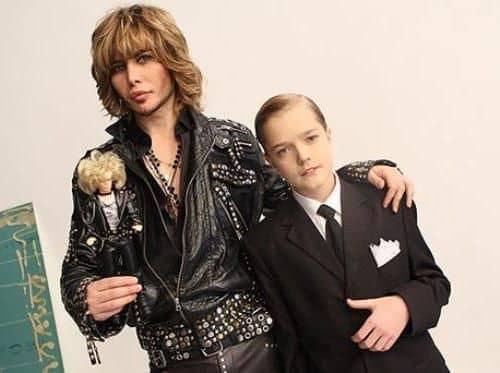 Дети Сергея Зверева фото