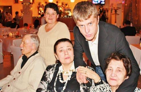 Дети Валентины Толкуновой фото