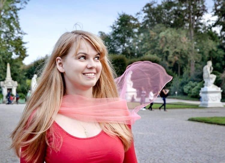 Дочь Александра Серова – Кристин Тилер фото